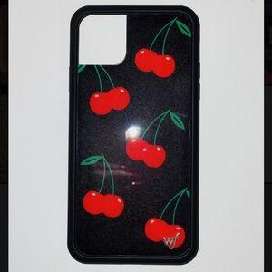 Wildflower Cherry 🍒iPhone 11 Pro Max Case🍒
